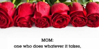 """Every one loves to read """"love my mom quotes""""."""