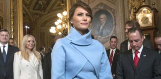 Melania Trump and the dresses she wore