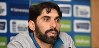 Misbah ul haq needs captain Pakistan test team
