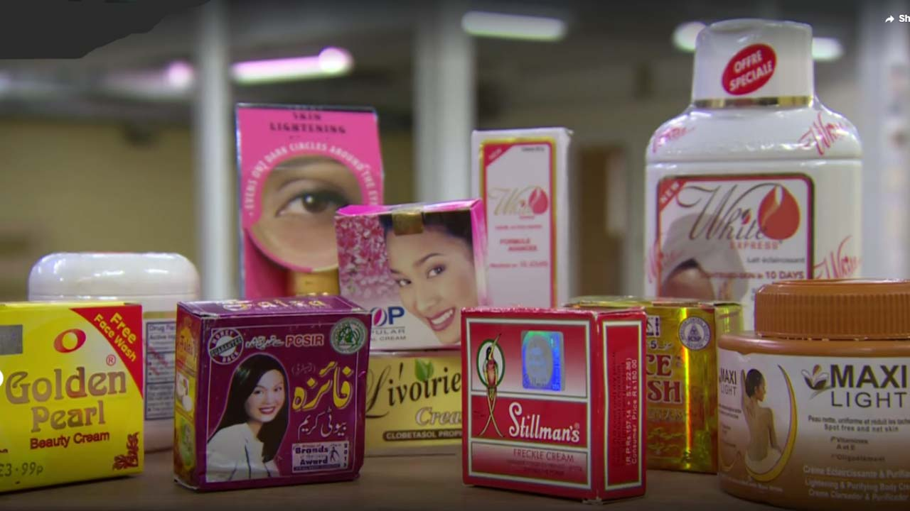Skin Care Products Have Been Targeted