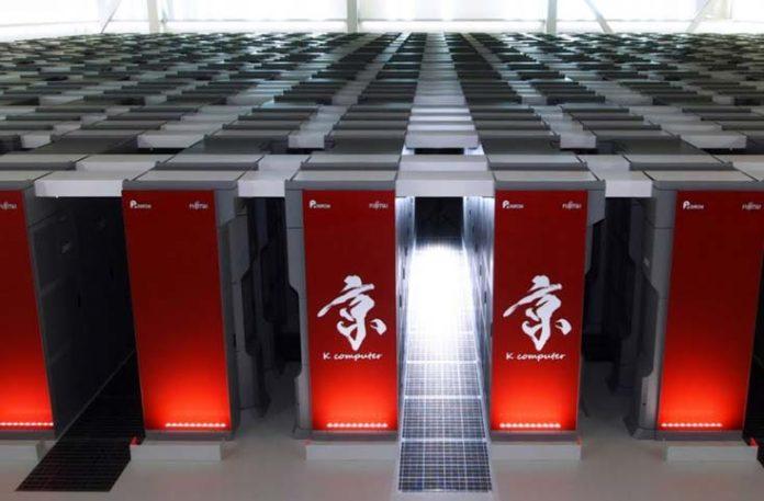 China making super super computer