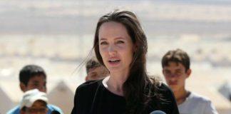 Angelina Jolie responds to Trump Ban