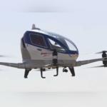 Drone Taxi in Dubai