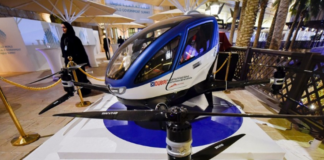 Dubai drone taxi service to launch this summer
