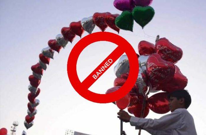 Islamabad Hig Court bans the public celebration of Valentine's Day
