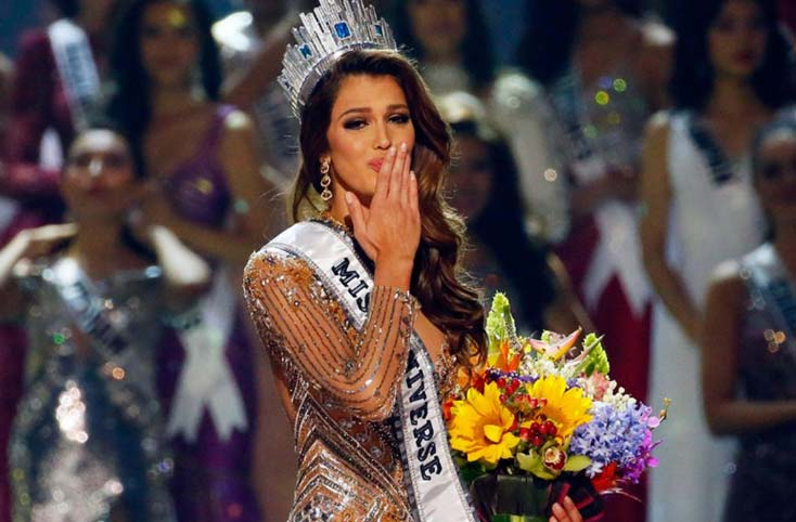 Miss France now becomes Miss Universe 2017