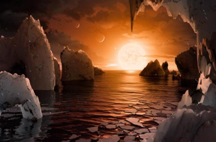 NASA sighted new solar system