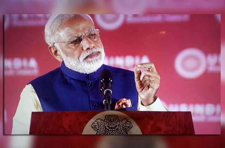 India discriminates against its minorities