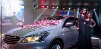Pak Suzuki launches the new Suzuki Ciaz