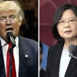 Trump and Taiwanese President