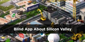 The new Blind App about Silicon Valley offers a lot of useful information