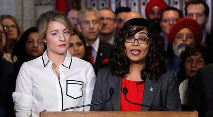 Canada Passes Anti Islamaphobia Law