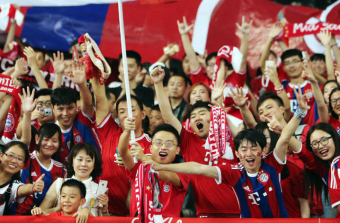 Chinese Super League Football Domination