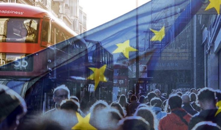 EU Nationals in the UK Panic