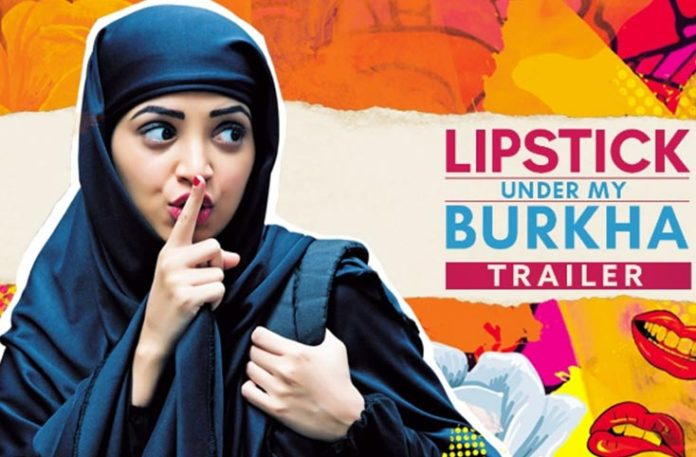 Lipstick Under My Burkha gets into legal troubles