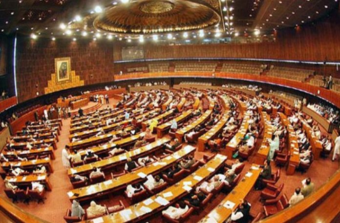 National Assembly on blasphemous social media content