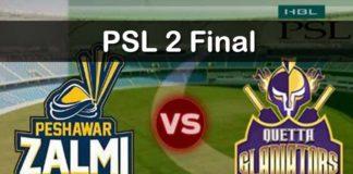 PSL 2 Final
