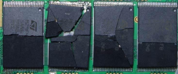 Self-Destructive Technology Work