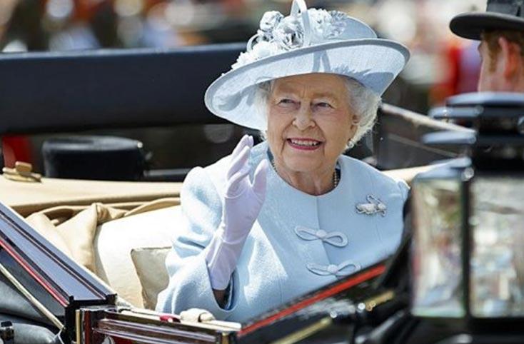 The Queen permits Brexit negotiations