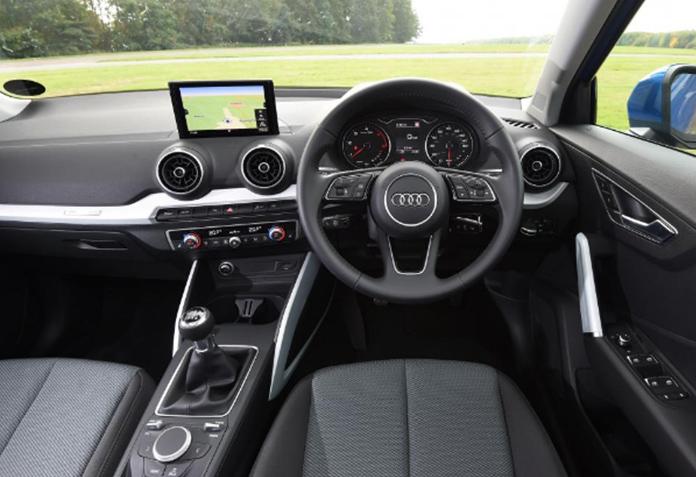 Audi Q Interior Hours TV - Audi interior