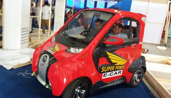 Electric Cars in Pakistan