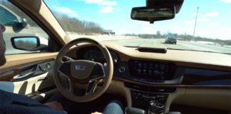 GM Unveils Semi-Autonomous Driving System