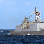Japanese Navy Involvement in North Korean Situation