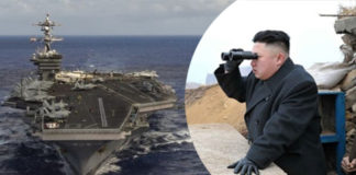 North Korean Situation Escalates As the US Sends Warships