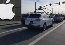 Apple Self Driving Car Spotted in California