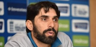 Misbah ul Haq To Leave Cricket After West Indies Test Series