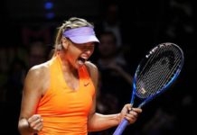 Maria Sharapova Return to International Tennis