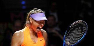 Maria Sharapova Return to International Tennis