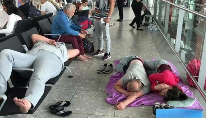 British Airways Disruption