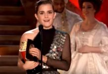 Emma Watson Wins Best Actor MTV Awards 2017