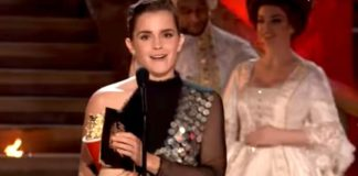 Emma Watson Wins Best Actor MTV Awards 2017