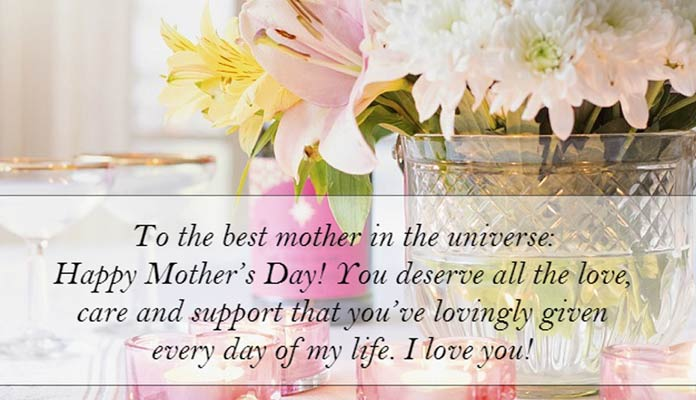 When it comes to writing Mother's Day messages, you need to express yourself openheartedly. You need to have a Mother's Day special message from the bottom of your heart. You can also search online to find many beautifully written Mother's Day messages. A Mother's Day special message written all by yourself is well worth the effort. Here are three beautiful messages you can send to your mother in 2017.