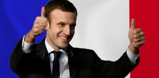Emmanuel Macron Becomes The Next French President