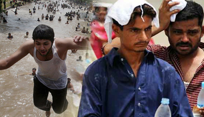 Weather Turns Hot with Summers in Pakistan