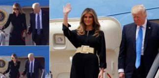 Melania Donald Row Becoming More Evident