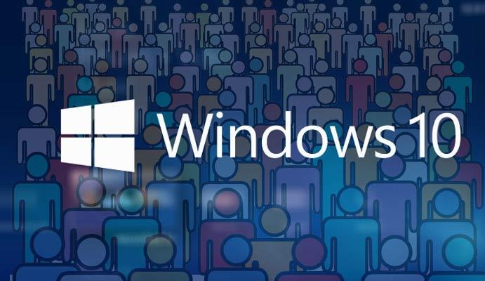 Windows 10 Users Reach Mark of Half Billion