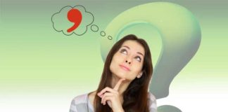 When To Use A Comma with Examples