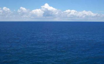How many seas are there in the world
