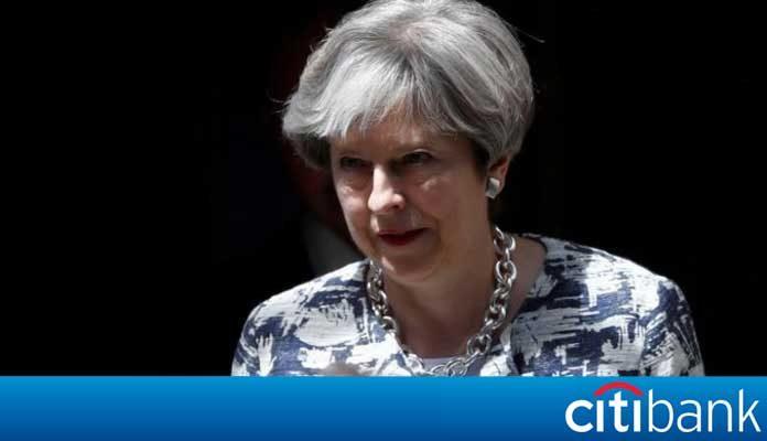 Citibank Theresa May Prediction to its Customers