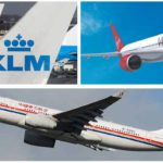 China Eastern, Air France KLM, Delta, & Virgin Atlantic