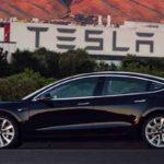 Model 3 of Tesla Motors Unveils First Looks