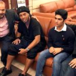 Ronaldinho-and-Friends-Land-in-Pakistan