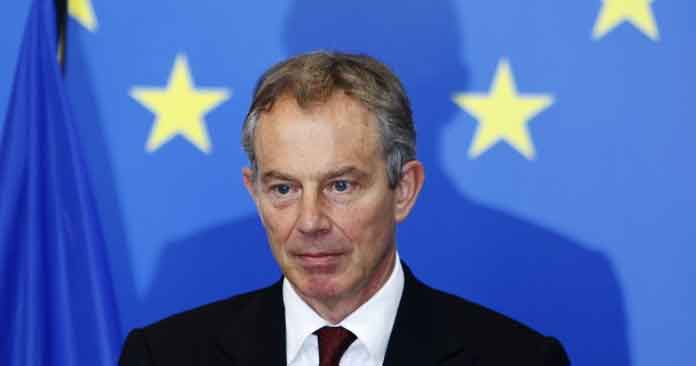 Tony Blair Proposes A Possibility to Stop Brexit