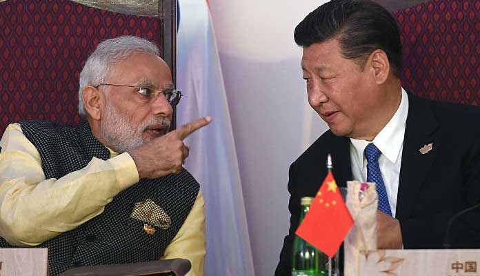 India China Border Tension Rises To New Heights