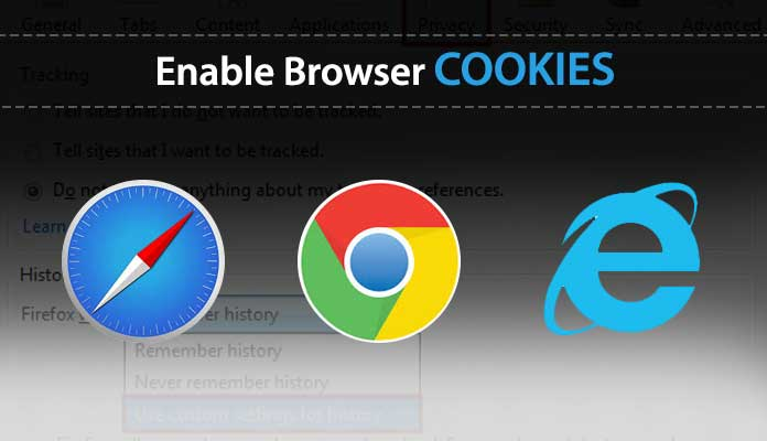 How to turn on cookies in browser hours tv Browser cookies