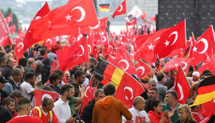 German Opposition to Turkish EU Membership & The Argument
